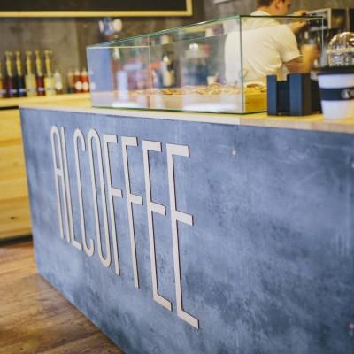 Inauguracion Alcoffee